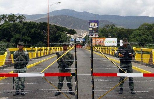 Este jueves comenzará el cierre de fronteras por elecciones presidenciales  | El Heraldo