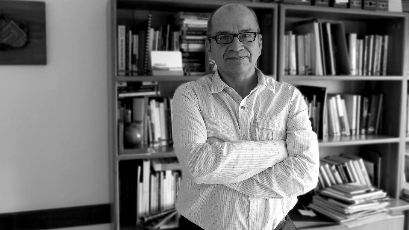 Jorge Giraldo Ramírez (Jardín, Antioquia, 1957).