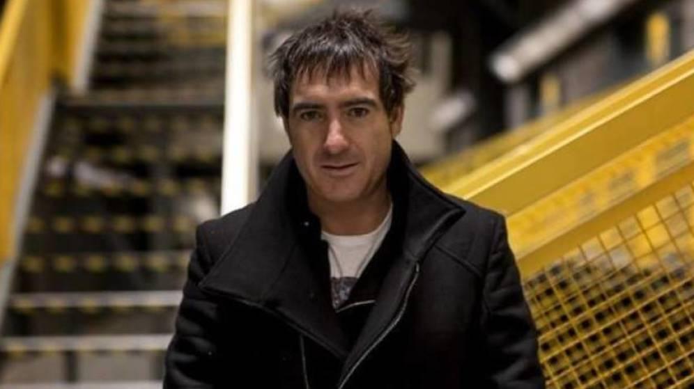 Álex Pina, creador de 'La Casa de Papel'.