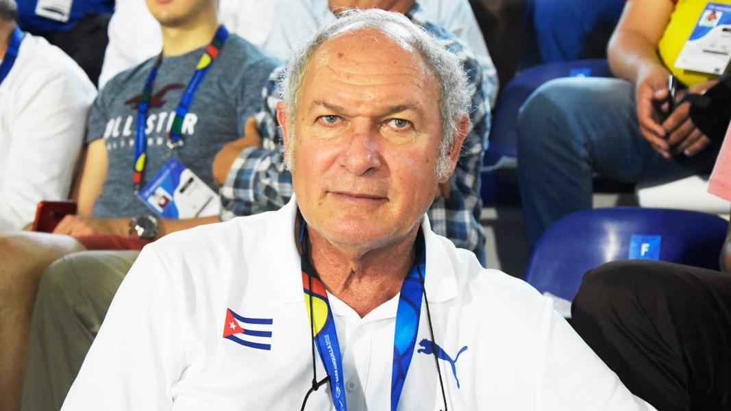 Alberto Juantorena, exatleta cubano .