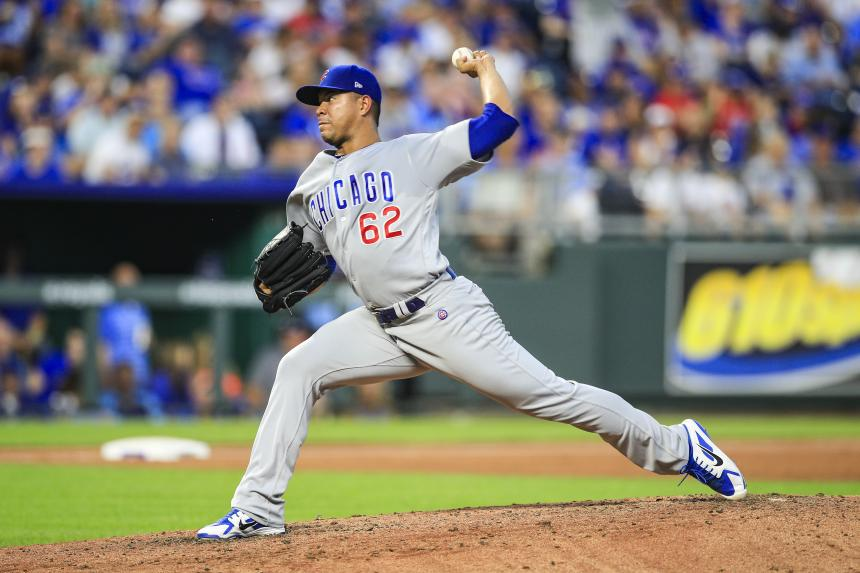 José Quintana allowed three homers and Brewers approach Cubs in Central