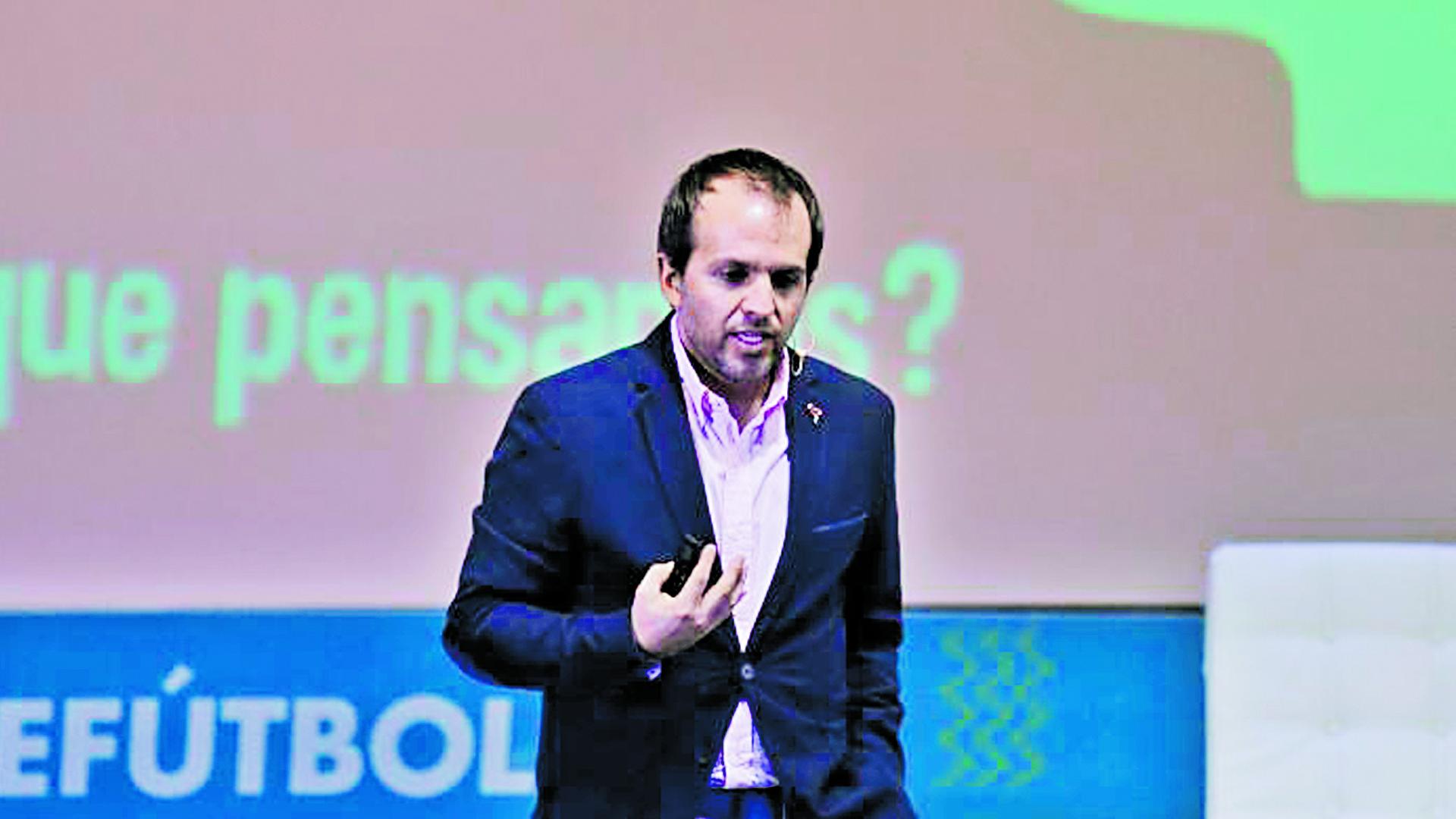 El bogotano Ernesto Lucena es el nuevo director nacional de Coldeportes en reemplazo de Clara Luz Roldán.