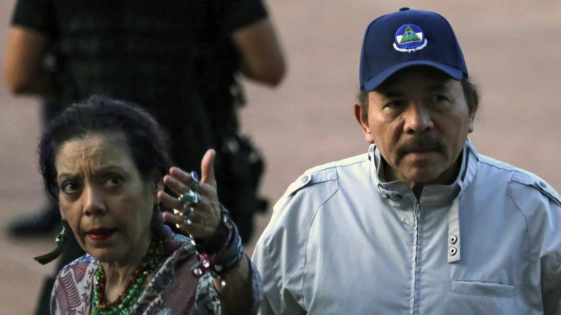 Mundo: Sigue la represión política en Nicaragua