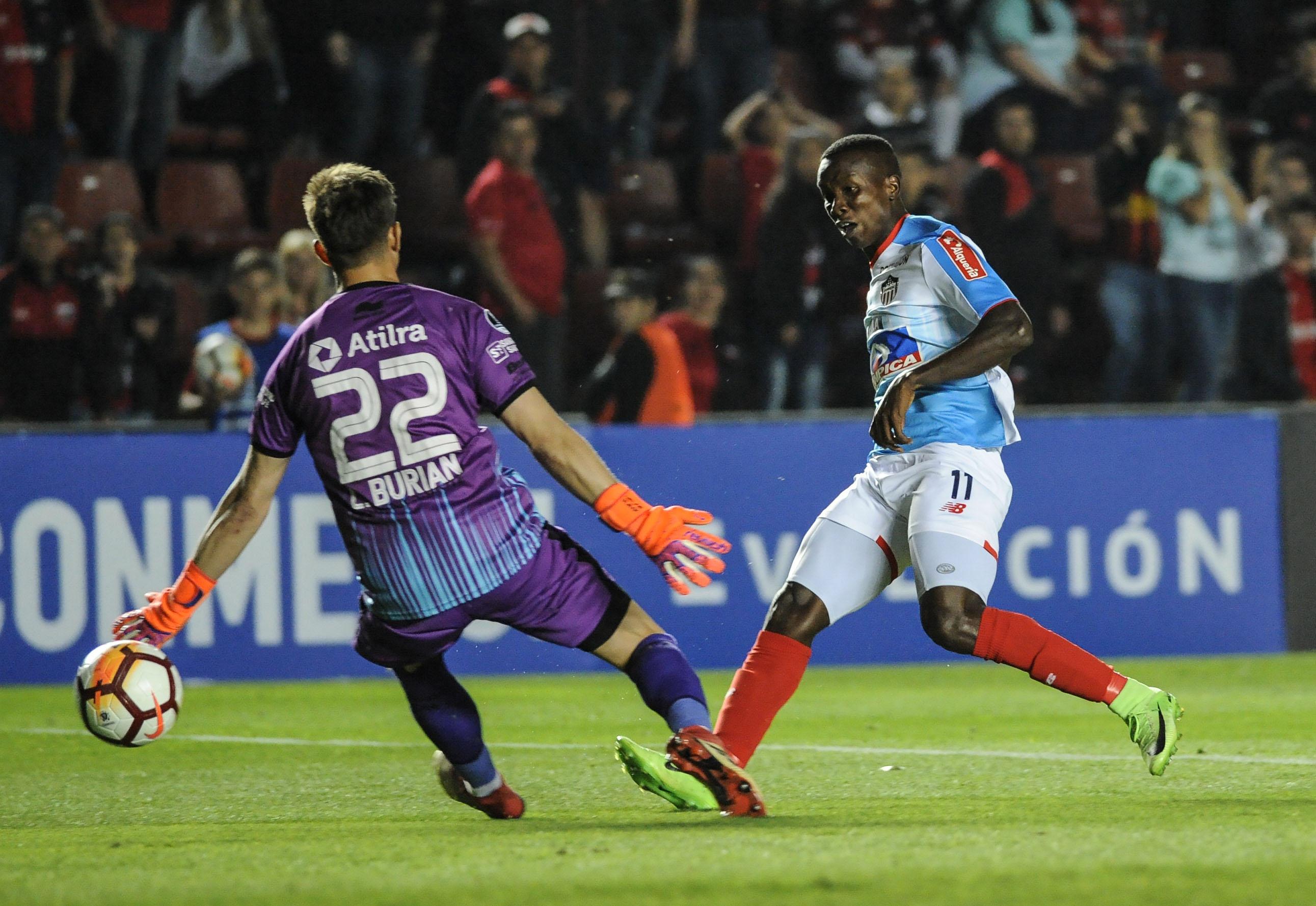 Conmebol implementará el VAR en los cuartos de la Copa Sudamericana ...