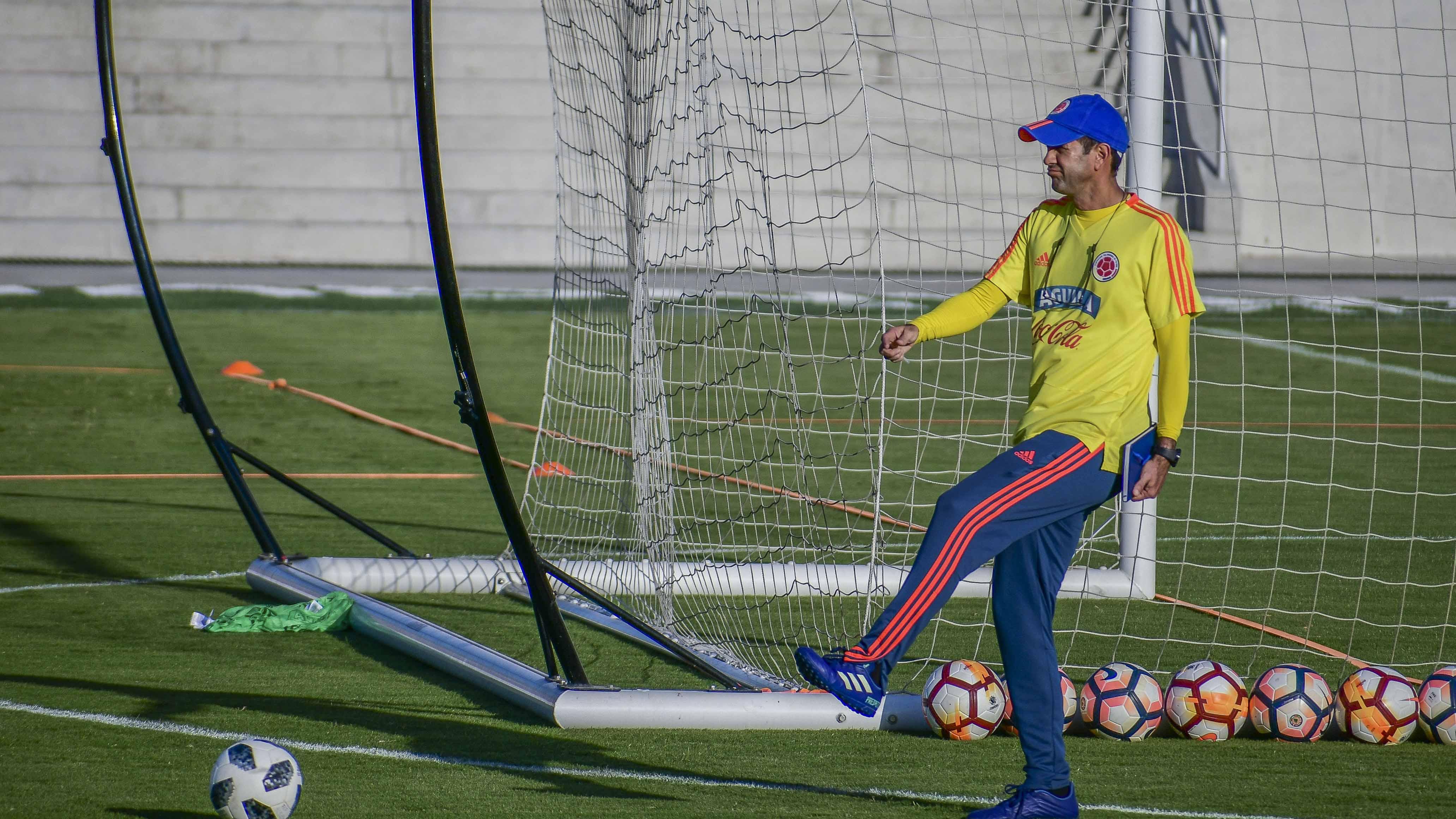Eddie Salcedo, otro descartado por Reyes para Mundial Sub 20