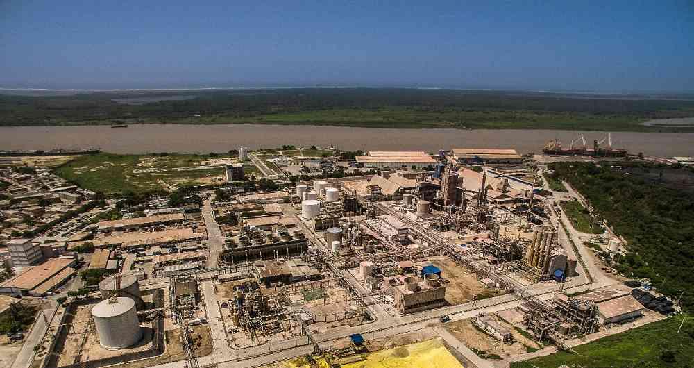 Monómeros, la empresa venezolana que sería intervenida, genera 800 ...