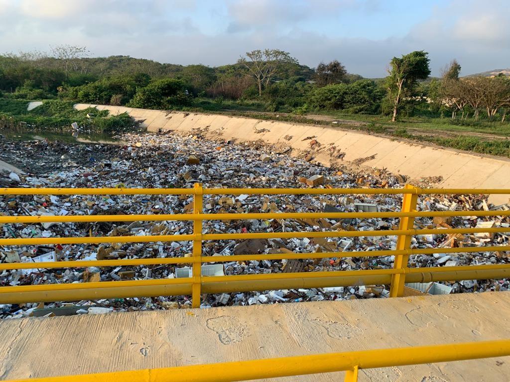 Resultado de imagen para arroyo leon en puerto colombia