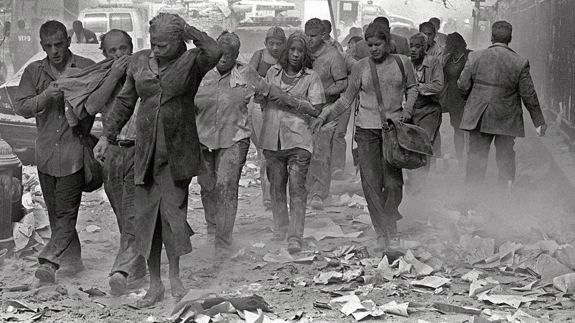 Resultado de imagen para 11 de septiembre personas