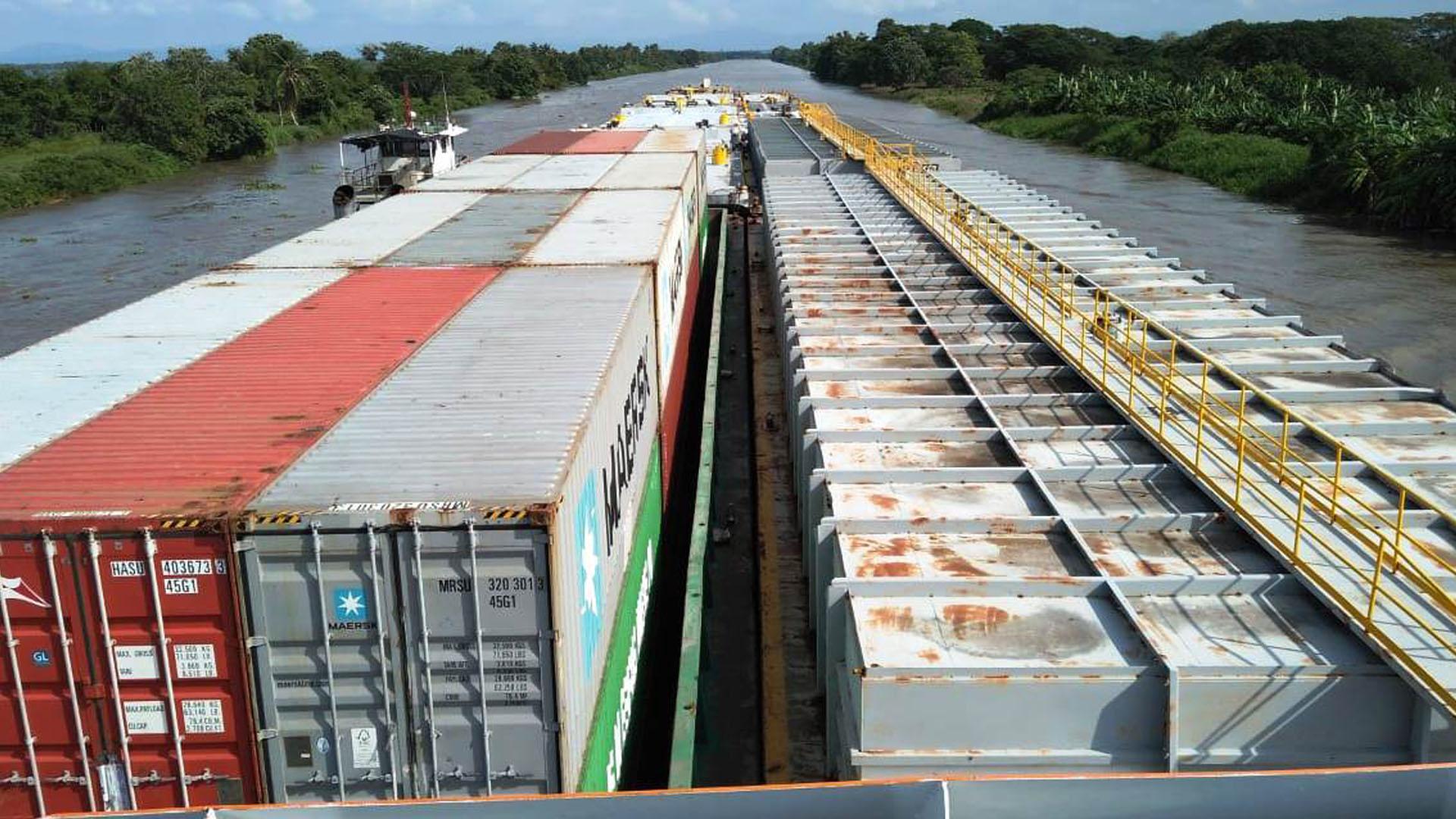 En marcha primera operación multimodal entre Cartagena y La Dorada - El Heraldo (Colombia)