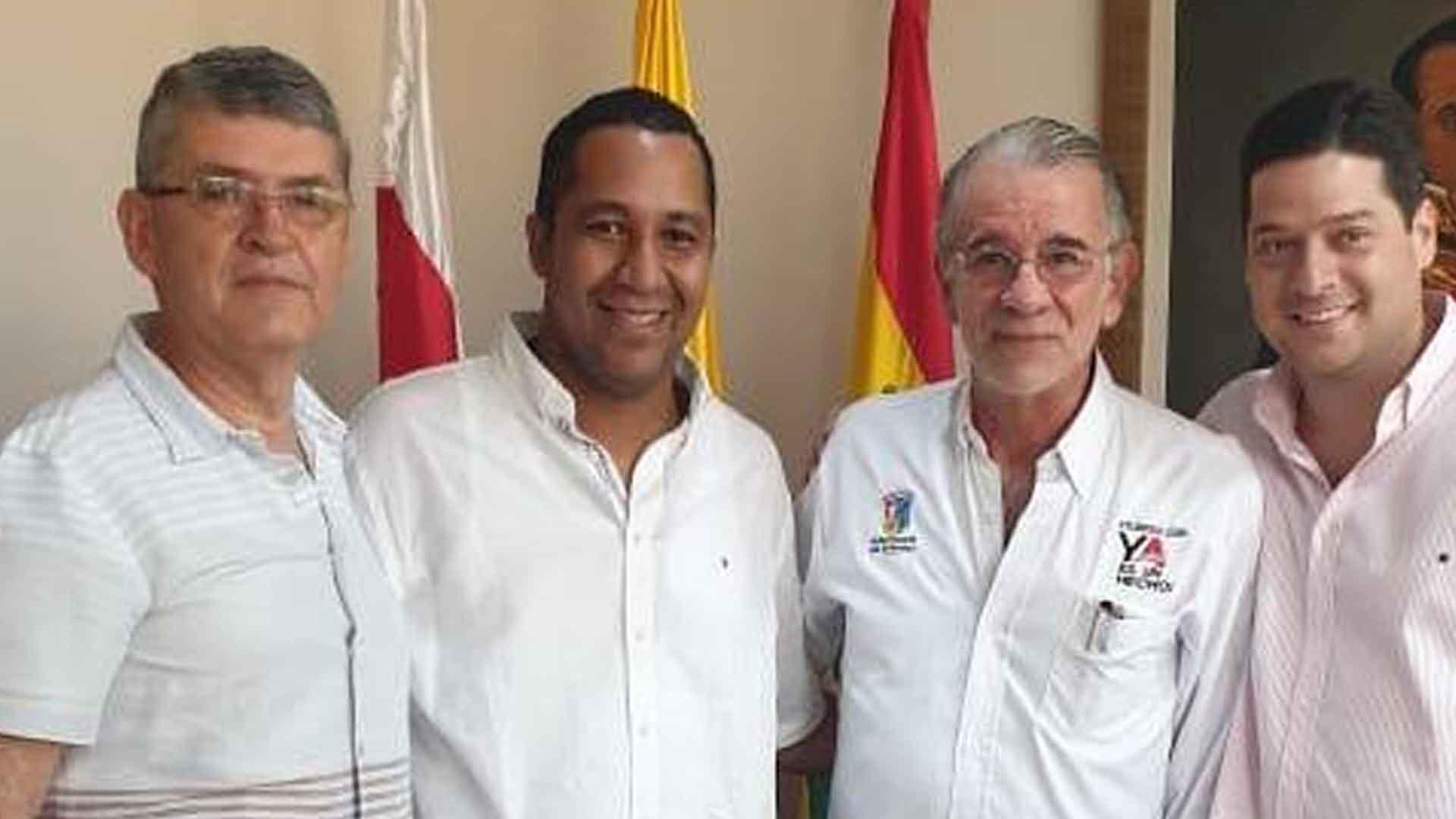 Alcalde electo de Riohacha se reúne con mandatarios y empresarios del Atlántico - El Heraldo (Colombia)