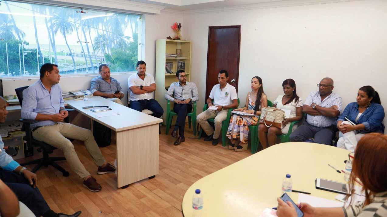 Comienzan los empalmes en Alcaldía de Riohacha y Gobernación de La Guajira - El Heraldo (Colombia)