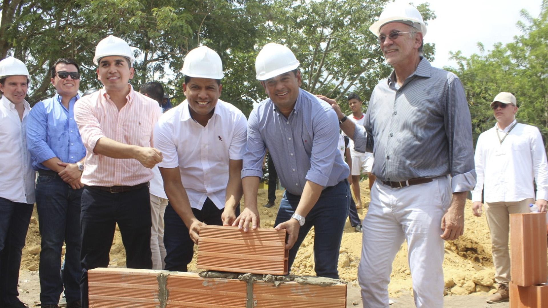 Comenzó construcción de 280 viviendas tipo Vipa en Malambo - El Heraldo (Colombia)