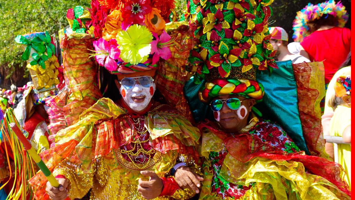 Carnaval De Barranquilla Celebra 16 Años Como Patrimonio De La Humanidad