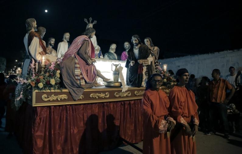 Semana Santa en Ciénaga de Oro, Córdoba, Patrimonio Cultural Inmaterial - El Heraldo (Colombia)