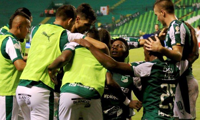 Cali 1, Santa Fe 0: la esperanza es verde - El Heraldo (Colombia)