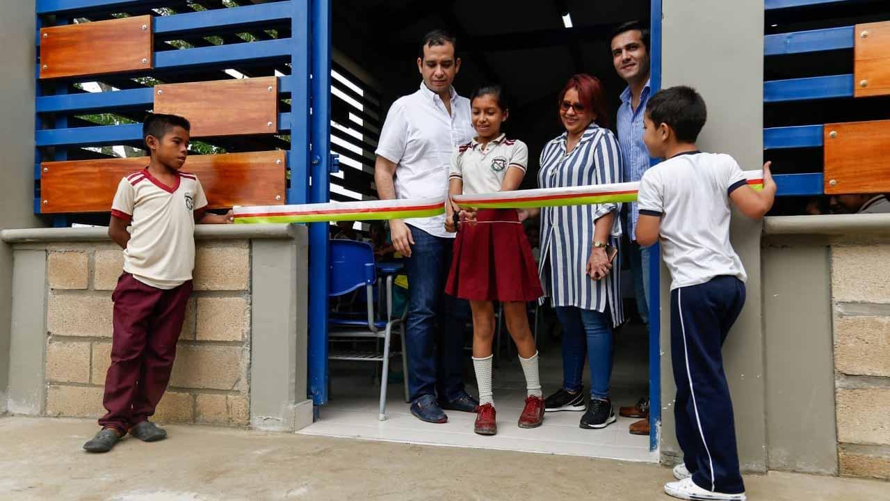 Corregimientos de Sincelejo estrenan comedores - El Heraldo (Colombia)