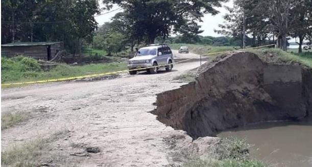 """Invías prevé """"la gran inundación"""" si no se actúa ya en Salamina - El Heraldo (Colombia)"""