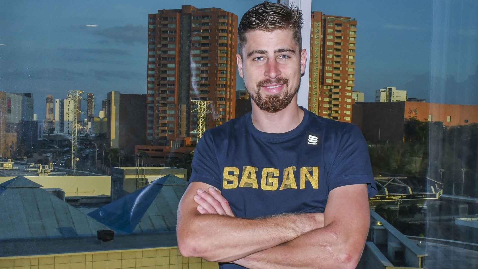 """""""Disfruto estar en Barranquilla, la gente es muy amigable"""": Peter Sagan, campeón mundial de ciclismo - El Heraldo (Colombia)"""