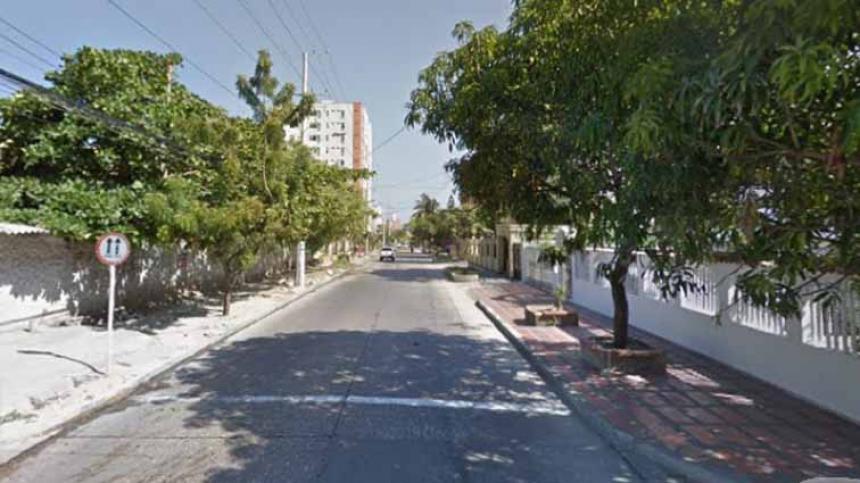 Balacera en apartamento del norte de Barranquilla fue por un atraco - El Heraldo (Colombia)