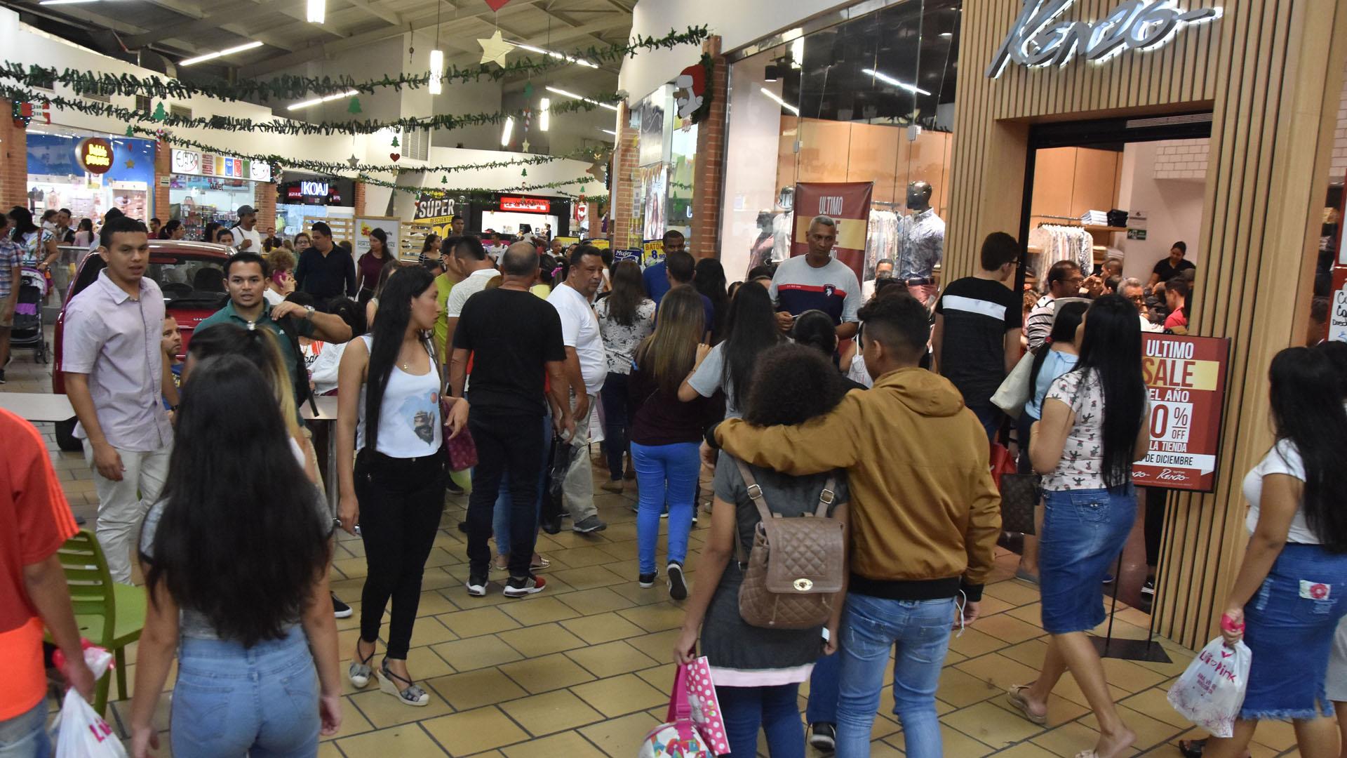 Las ventas del comercio crecen 5,5% en Barranquilla - El Heraldo (Colombia)