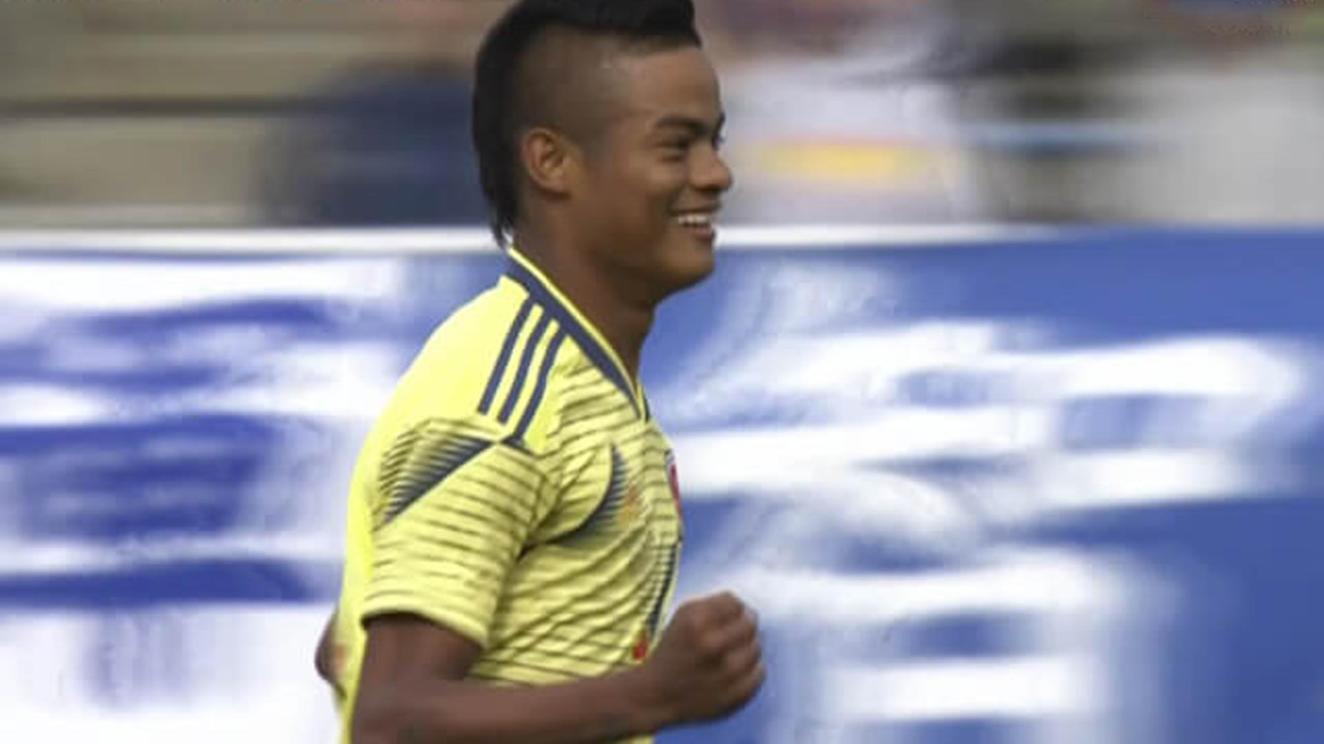 En video | El 'Chino' Sandoval marcó en la victoria de la selección Colombia sub-23 ante Japón | El Heraldo