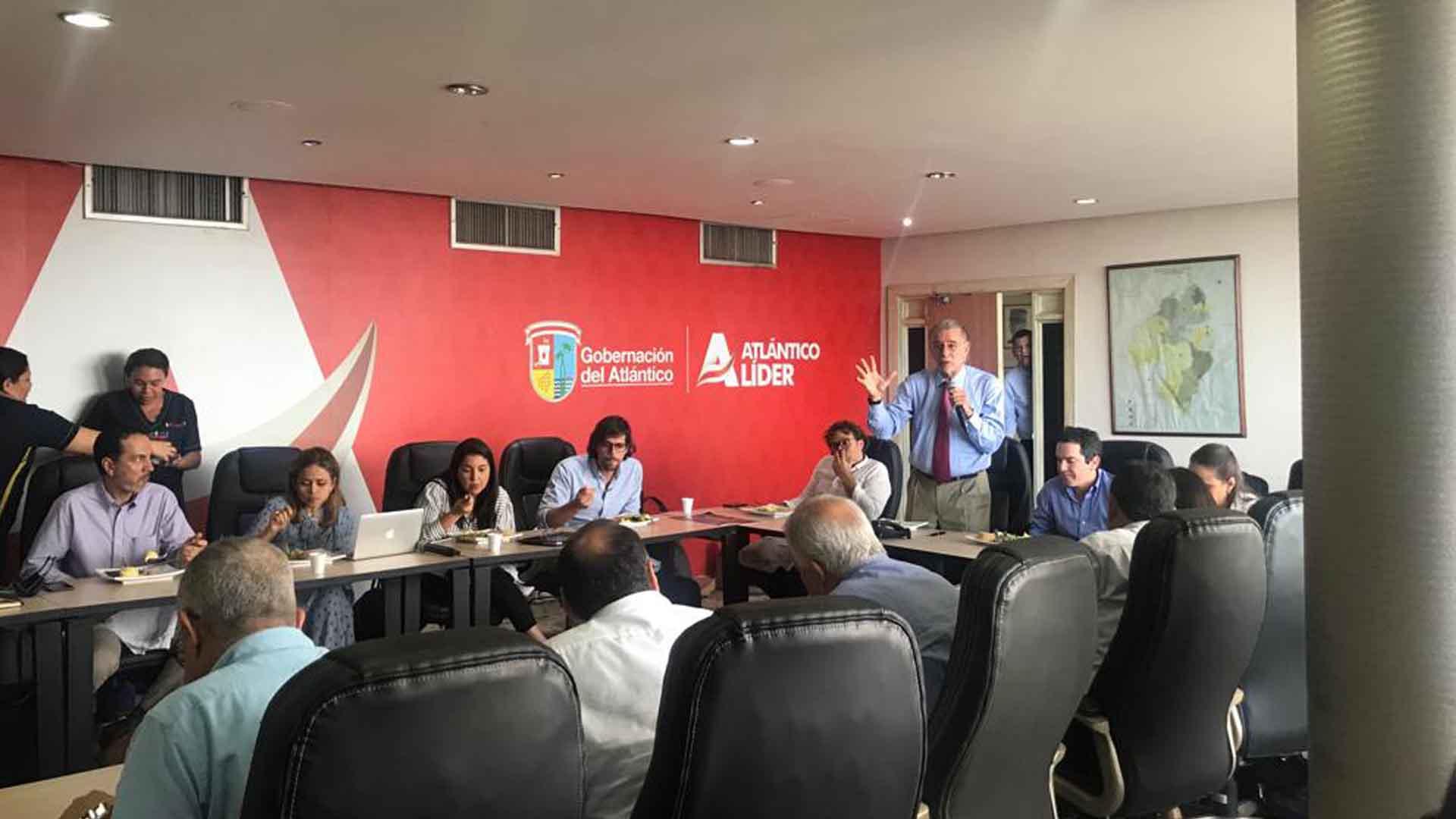 Estudio prevé que moverse en Barranquilla no supere 30 minutos - El Heraldo (Colombia)