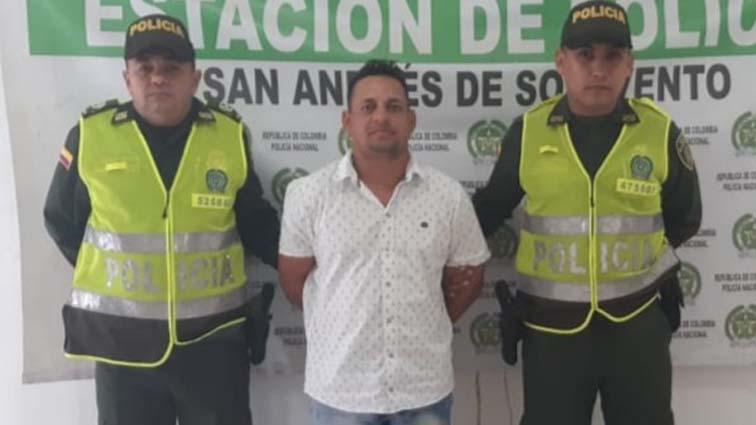 Cae en Córdoba sujeto requerido por la justicia en Barranquilla - El Heraldo (Colombia)