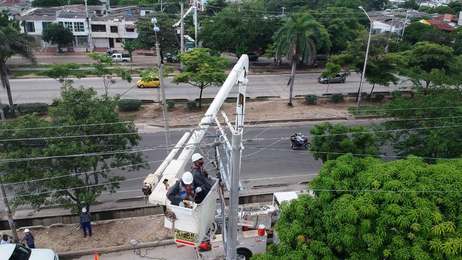 Cerca de 20 sectores en Soledad y Barranquilla estarán sin luz este martes - El Heraldo (Colombia)