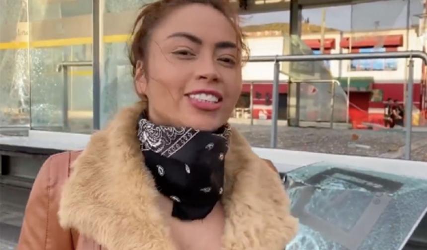En video | Escondida, 'Epa Colombia' pidió perdón por cometer actos vandálicos | El Heraldo