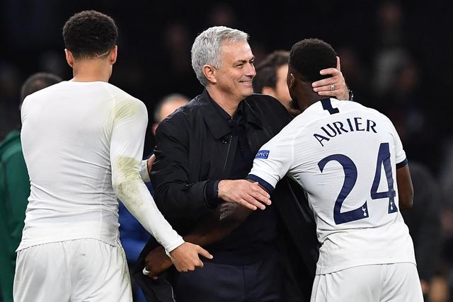 Mourinho y la 'operación seducción' que espabila al Tottenham | El Heraldo