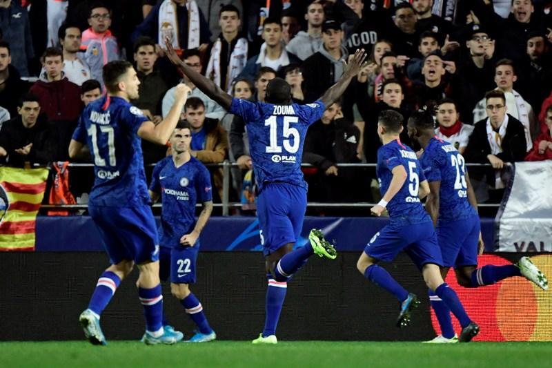 Valencia y Chelsea empatan en partido frenético y dejan abierto el grupo H | El Heraldo