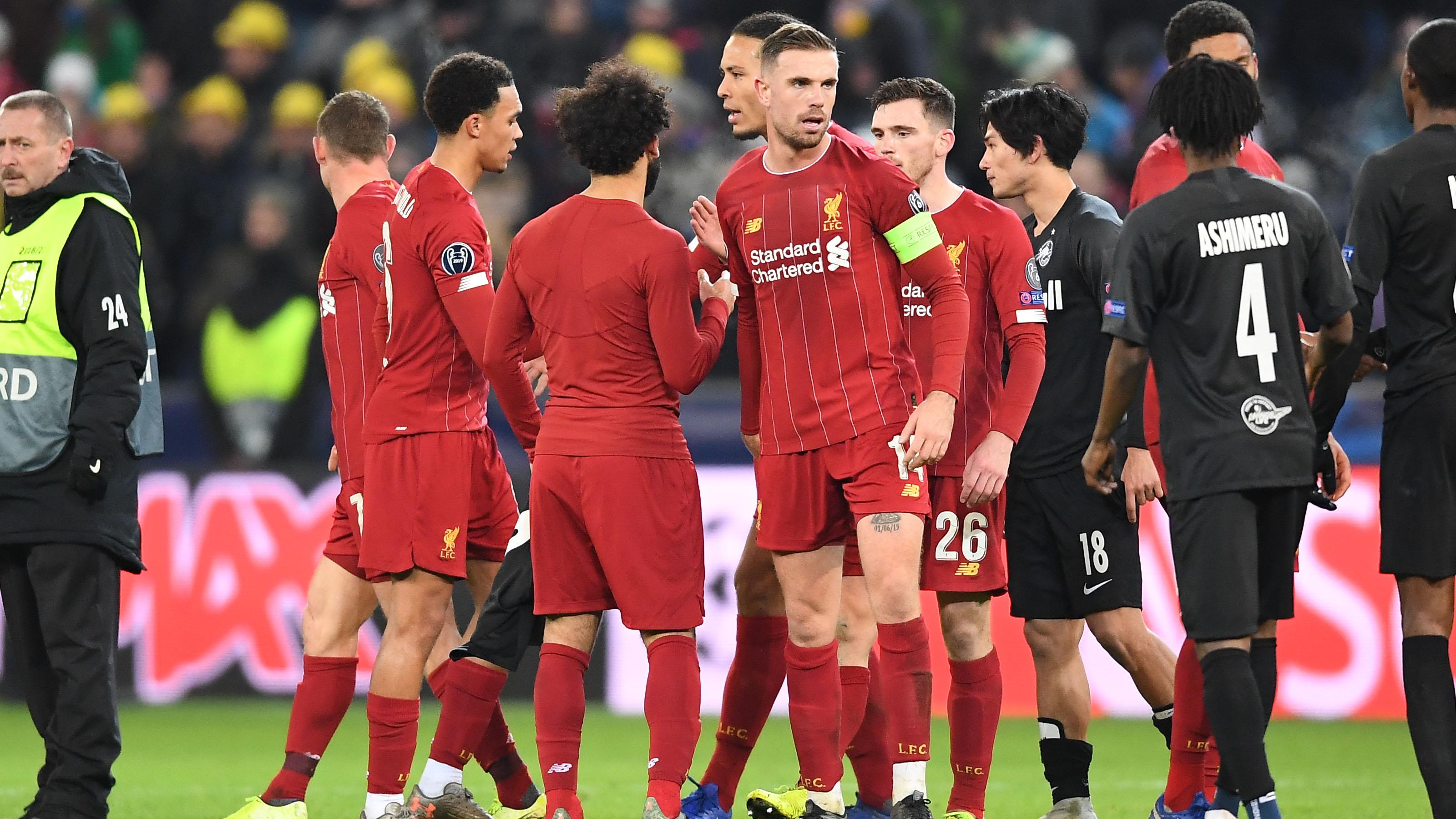 Liverpool y Nápoles cumplen los pronósticos y ya están en octavos | El Heraldo