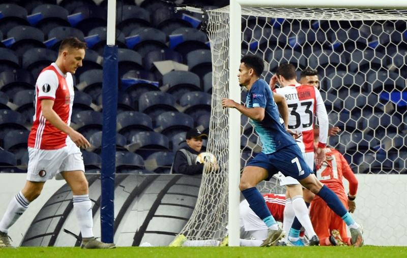 Luis Díaz anota y Porto clasifica líder de grupo en Liga de Europa | El Heraldo