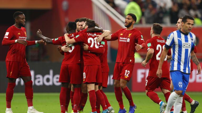 Liverpool hunde al Monterrey y jugará la final ante Flamengo | El Heraldo