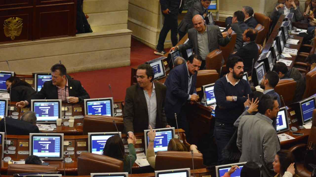 En video | Plenaria de Cámara aprobó la reforma tributaria esta madrugada | El Heraldo