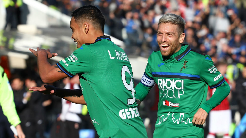 Muriel anota en la goleada 5-0 del Atalanta ante el Milan   | El Heraldo