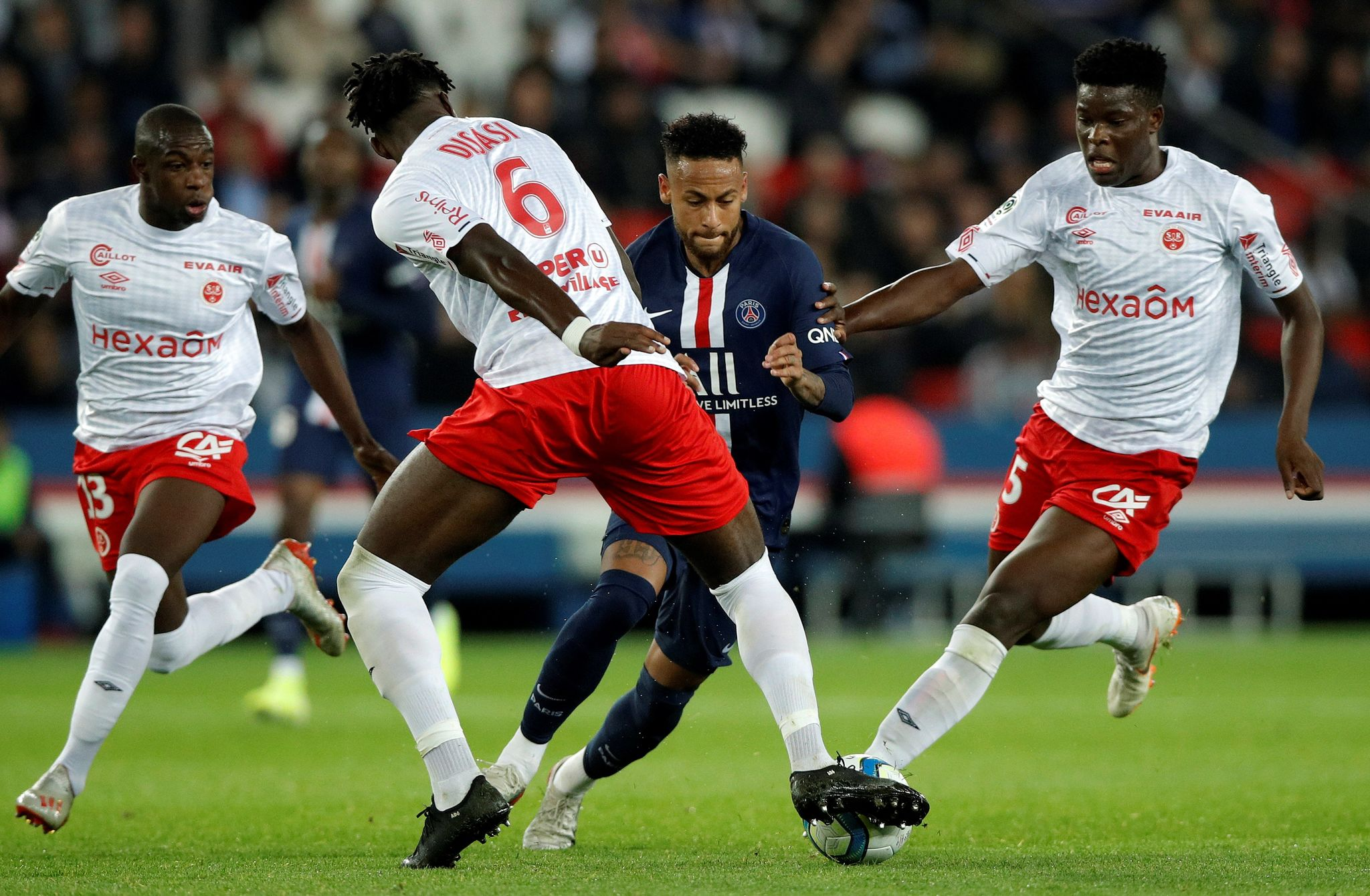 El PSG jugará con el Reims en semifinales de la Copa de la Liga   El Heraldo
