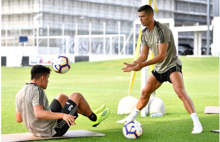 Cristiano Ronaldo, baja con la Juventus en Copa por sinusitis | El Heraldo