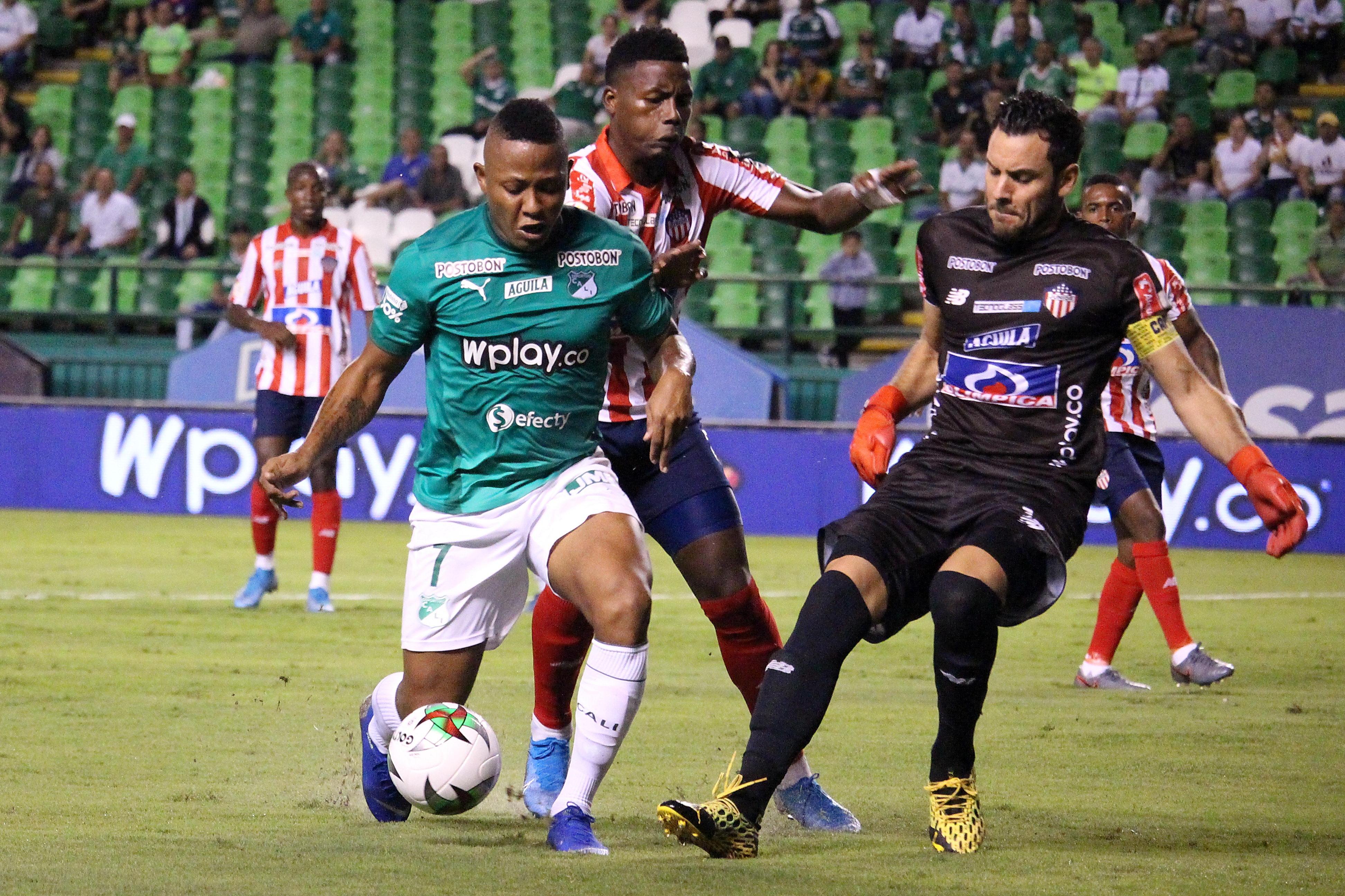Cali 0 - Junior 0: Alcanzó para un empate | El Heraldo