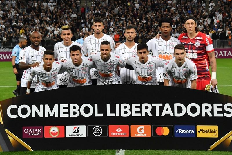 Corinthians, con Cantillo en la titular, se despide de la Copa Libertadores | El Heraldo