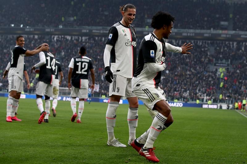 En Video | El golazo de Cuadrado en la victoria de Juventus sobre Brescia | El Heraldo