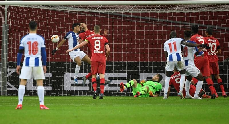 En video | Luis Díaz anota un valioso gol para el Porto en Liga de Europa | El Heraldo