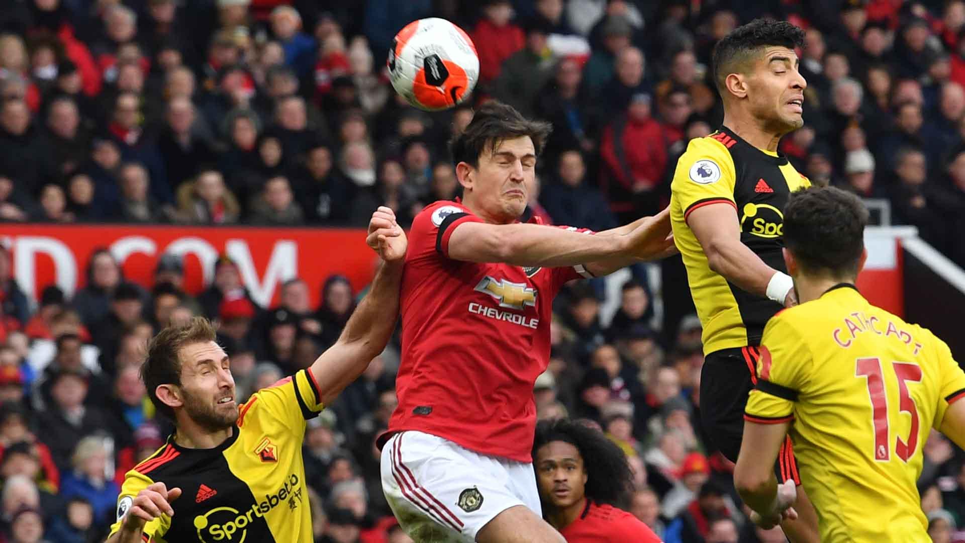 Manchester United escala al quinto puesto y entra en zona Champions | El Heraldo