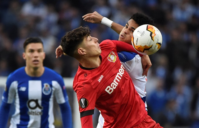 Luis Díaz se lesionó en derrota del FC Porto en la Liga de Europa | El Heraldo