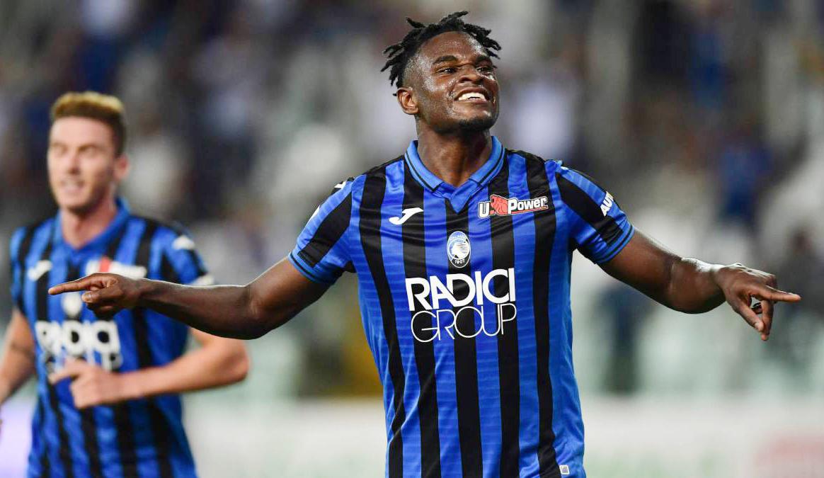 El Atalanta sacude 7-2 al Lecce con un triplete de Zapata | El Heraldo