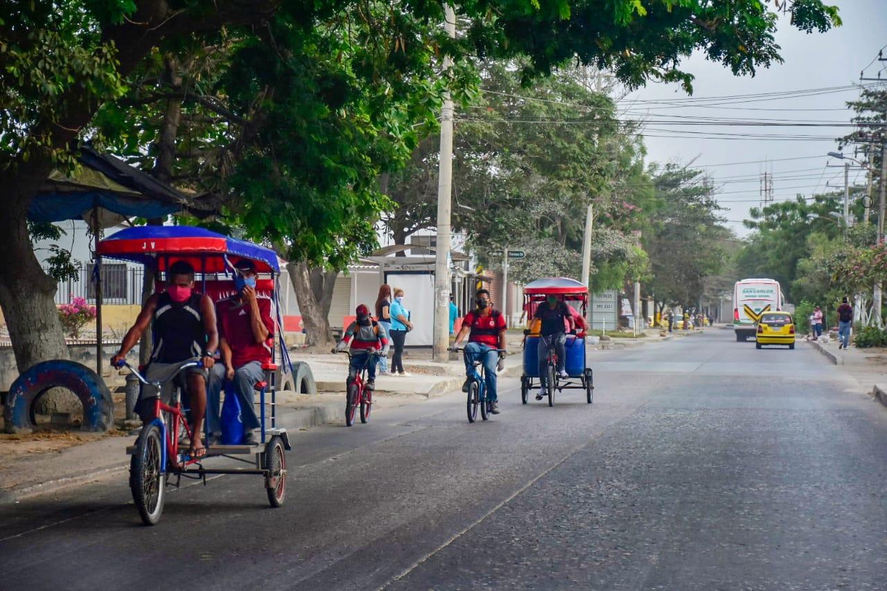 En Soledad se mantienen medidas para garantizar cumplimiento de la cuarentena | El Heraldo