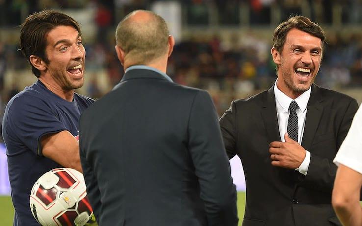 Buffon a Maldini, králové statistik Serie A