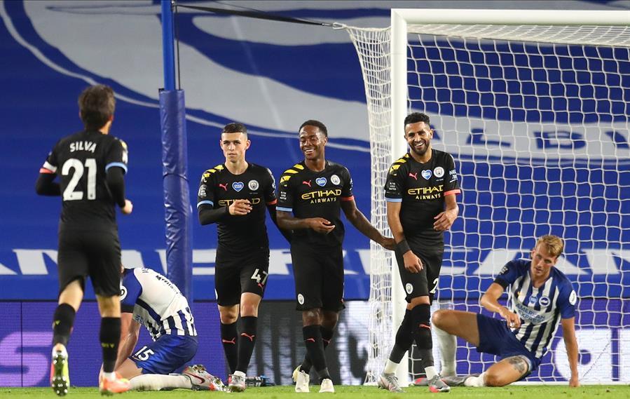 El Manchester City golea y certifica su paso a la Champions | El Heraldo