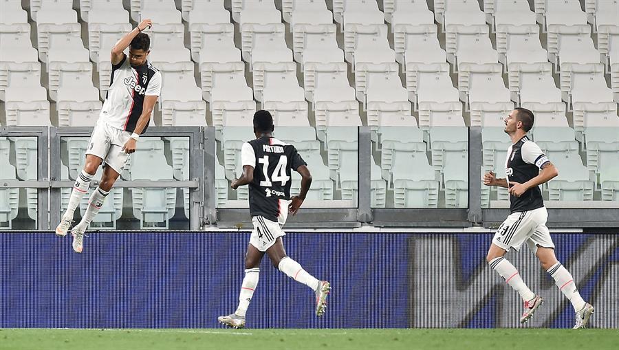 Juventus roza el título en Italia | El Heraldo