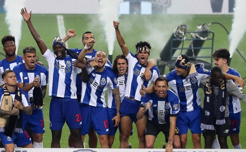 Luis Díaz se corona campeón con Porto en Liga de Portugal | El Heraldo